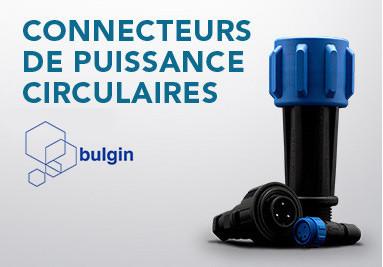 Connecteurs de puissance circulaires BULGIN
