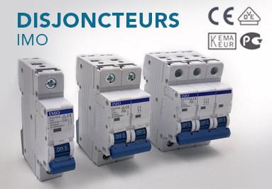 Disjoncteurs IMO C6